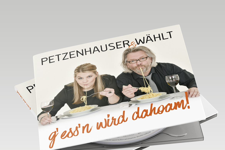 Petzenhauser Wählt CD Plakate Gessn wird dahoam